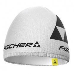 Zimná čiapka FISCHER-ČIAPKA LOGO white