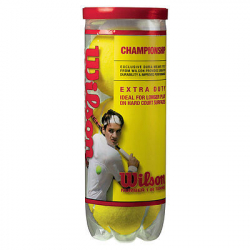 Loptičky 3ks WILSON-CHAMPIONSHIP EXTRADUTY 3KS BALL CAN