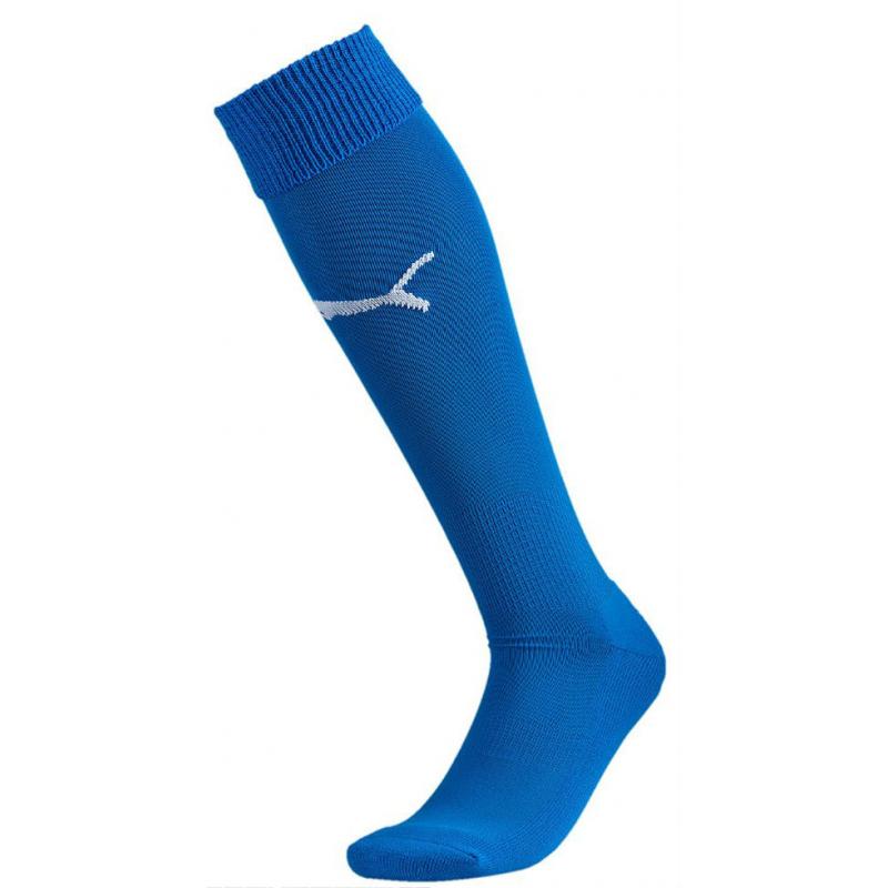 074713a653109 Futbalové štucne PUMA-Team II Socks puma royal-white -