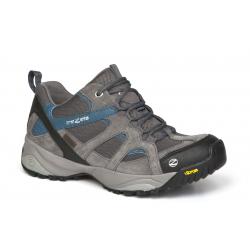 Dámska turistická obuv nízka TREZETA-AMELIE EVO LOW WP GREY-OCTANE