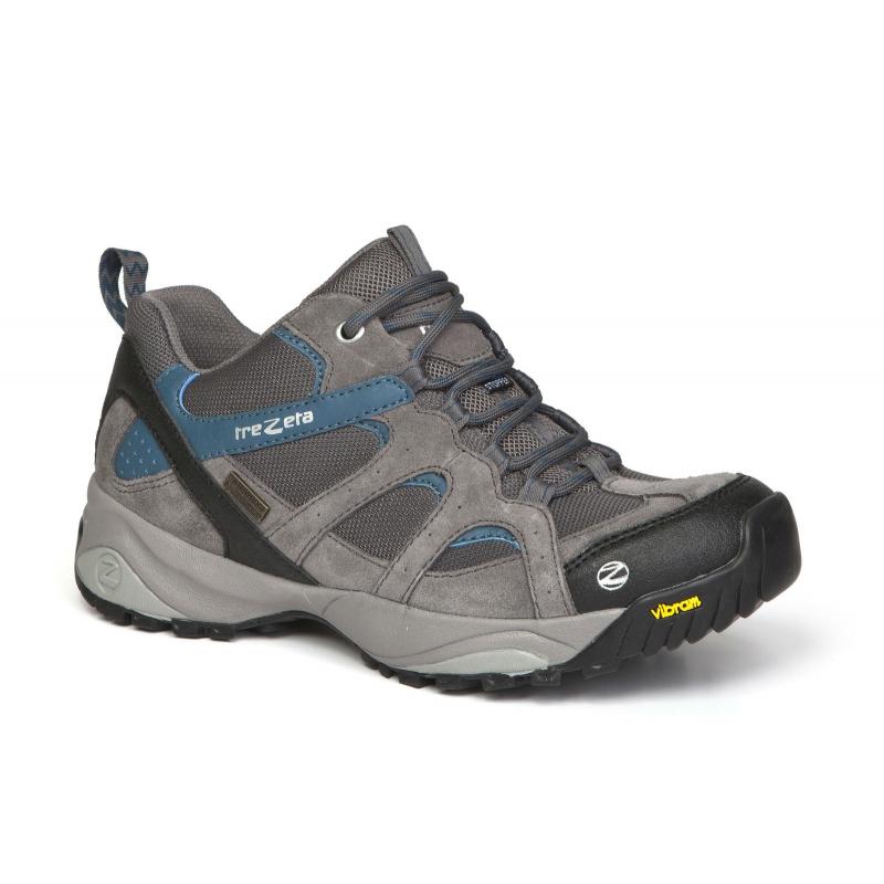 298ae7f88945 Dámska turistická obuv nízka TREZETA-AMELIE EVO LOW WP GREY-OCTANE