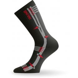 Športové ponožky LASTING ILH 903 BLACK