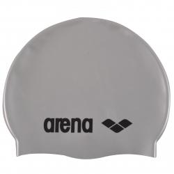 Juniorská plavecká čiapka ARENA-Clasic Silicone Jr. - červená