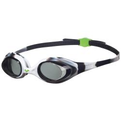 Juniorské plavecké okuliare ARENA Spider Jr. - černá-bílá-čirá