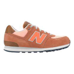 Rekreačná obuv NEW BALANCE-KL574U3G-PINK