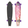 """STREET SURFING Longboard  FISHTAIL 42"""" Cloudy 100kg 8+ 10"""