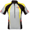 ONLYXBIKE Cyklo dres MARC yellow JR