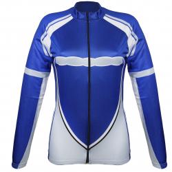 Pánsky cyklistický dres s dlhým rukávom ONLYXBIKE Cyklo dres BLADE d.r.