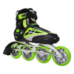 Fitness kolieskové korčule SULOV MODICA GREEN 100mm/84A ILQ9 TRL