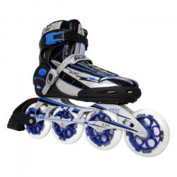Fitness kolieskové korčule SULOV TAURO BLUE 90/100mm 85A ILQ9 TRL