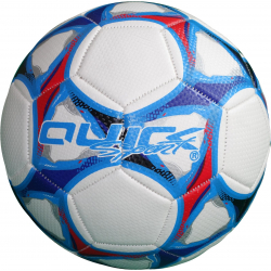 Futbalová lopta QUICK SPORT BLUFF MULTICOLOR v.4