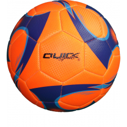 Futbalová lopta QUICK SPORT ABEY ORANGE v.5