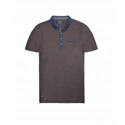 Polo tričko s krátkym rukávom VOLCANO-T-STORM