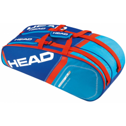 HEAD-CORE 9RKT Supercombi BLUE/FLAME
