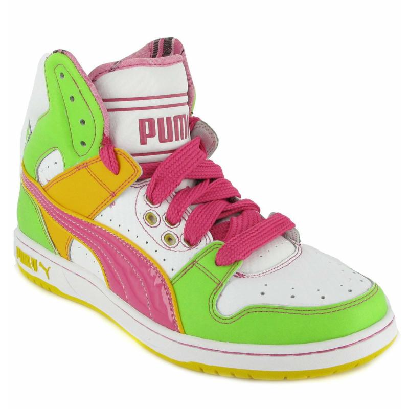 1818e99464ebb Dámska rekreačná obuv PUMA-Unlimited HI LTD Women - Dámska obuv značky Puma  vo vyšššom