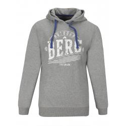 BERG-KOORELAH HOODIE SWEAT grey
