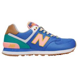 Rekreačná obuv NEW BALANCE-WL574EXA-PACIFIC