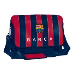 Taška cez rameno FC BARCELONA FCB COL Taška na rameno MIR BLK A