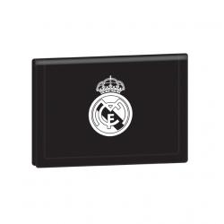 Peňaženka REAL MADRID RMA BLK Peňaženka MIR
