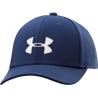 UNDER ARMOUR-UA BOYS HEADLINE STR CAP-NAVY