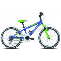 Chlapčenský bicykel TORPADO-630 PUMA 20 green TY21 6V