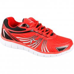 Juniorská tréningová obuv LANCAST GRAVITY JR red-black-white