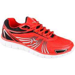 Pánska tréningová obuv LANCAST GRAVITY red-black-white