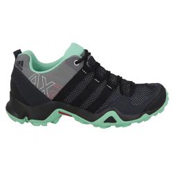 Dámska turistická obuv nízka ADIDAS-AX2 W VISGRE/CBLACK/GRNGLO