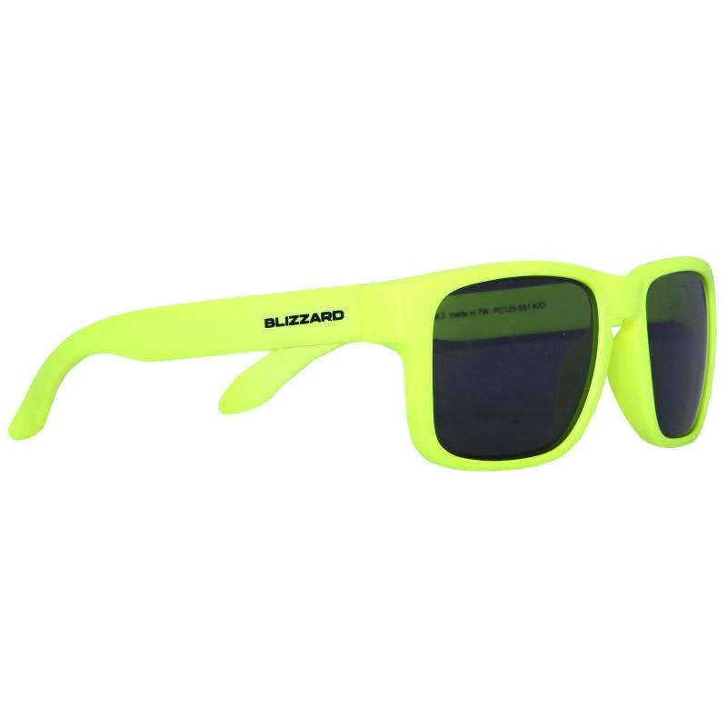 Športové okuliare BLIZZARD sun glasses PC125-551 neon yellow matt - e5f53504f54