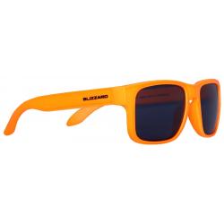BLIZZARD sun glasses PC125-880 neon orange matt