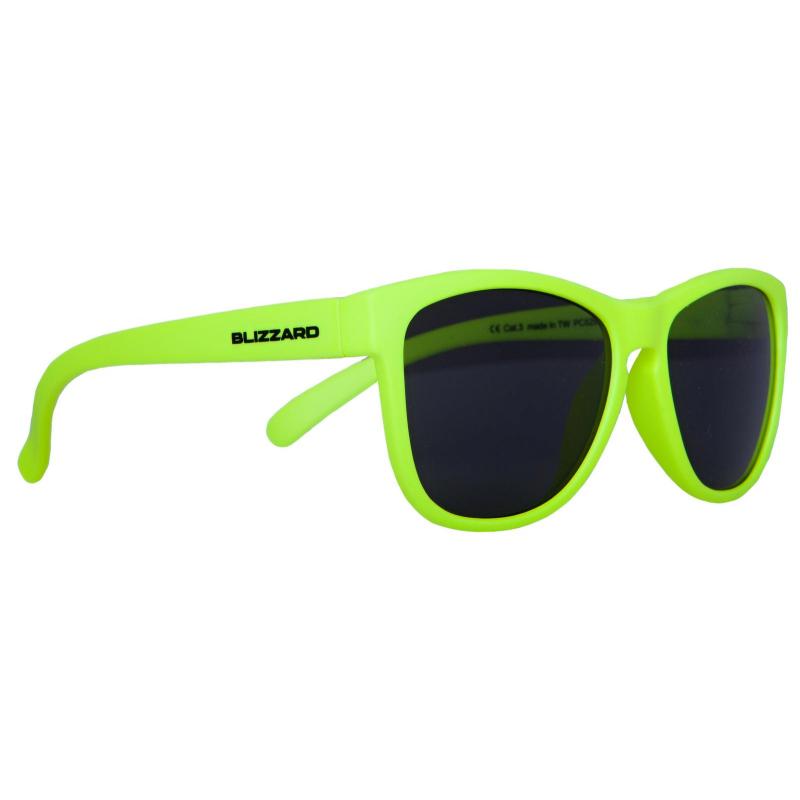 Detské športové okuliare BLIZZARD sun glasses PC529-551 neon yellow matt -  Detské slnečné okuliare be0003eeb36