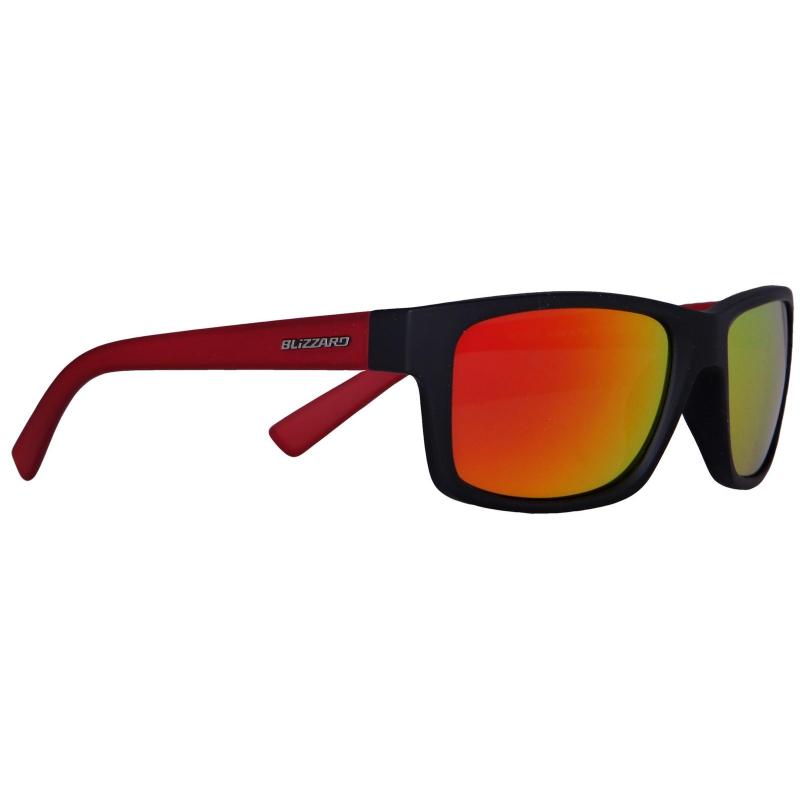 Športové okuliare BLIZZARD sun glasses PC602-122 rubber black 59a53b4bbc5