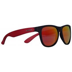 Športové okuliare BLIZZARD-sun glasses POL501-127 rubber black, POL
