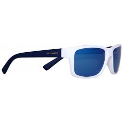 Športové okuliare BLIZZARD-sun glasses POL602-233 rubber white, POL