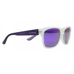 Športové okuliare BLIZZARD-POL802-369 rubber transparent, POL