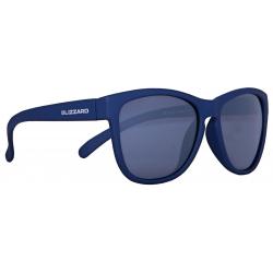 Športové okuliare BLIZZARD-Sun glasses POL529-330 rubber dark blue, POL