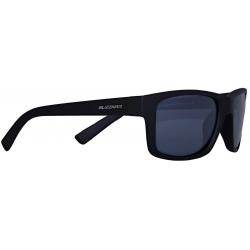 BLIZZARD-1K sun glasses POL602-478 rubber transparent black ... 3d4b0a3ac4c