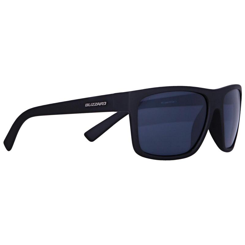 fcf95fb64 BLIZZARD-1K sun glasses PC603-111 rubber black | EXIsport Eshop