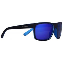 Športové okuliare BLIZZARD sun glasses PC603-313 metal blue matt/outside b