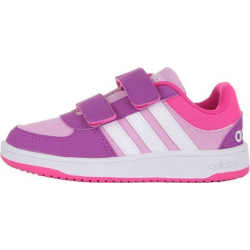 ADIDAS NEO-VS HOOPS CMF C LGTORC/FTWWHT/SHOPIN