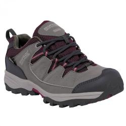 Turistická obuv nízka REGATTA Holcombe Low DkBurg/Steel