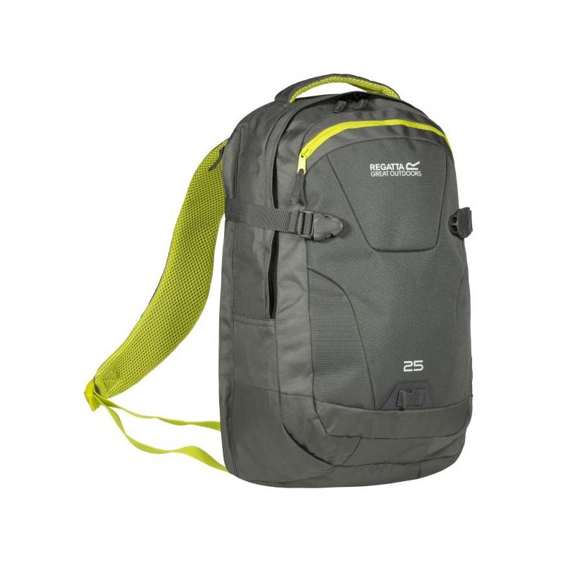 f319a34fe5 Turistický ruksak REGATTA-Paladen 25l Laptp Seal Grey - Ruksak značky  Regatta vyrobený z veľmi
