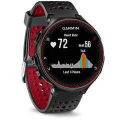 Monitor aktivity GARMIN Forerunner 235, Black Red