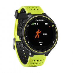GARMIN Forerunner 230, Yellow Black Bundle