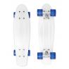 STREET SURFING Pennyboard BEACH BOARD Milky, bílý 100kg