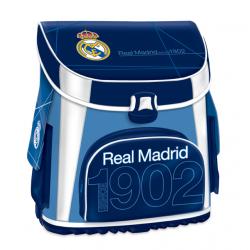 REAL MADRID RMA BL/WH Kompaktná školská taška 1 MIR