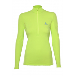 THERMOWAVE DRILL Jumper lime