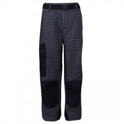 Detské turistické nohavice AUTHORITY-TREKKO B dk blue