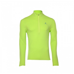 THERMOWAVE REPS Jumper lime