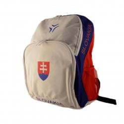 Ruksak LANCAST-SLOVAKIA backpack white